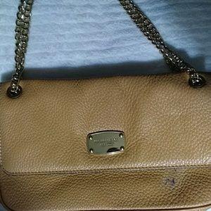 Michael Kors pebble leather purse